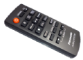 Panasonic SC-ALL5CDEBK Remote Control